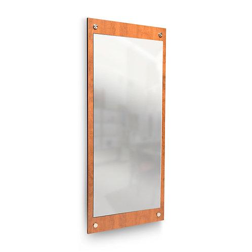 "24"" Wall Mirror Display - Contemporary"
