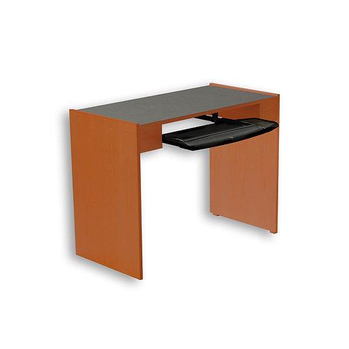 Single Straight Desk - Contemporary