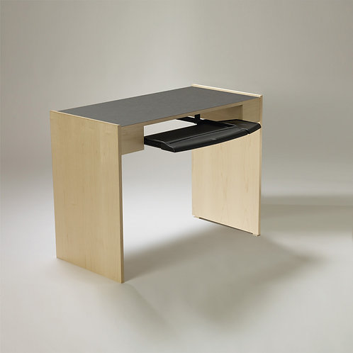 Single Straight Desk