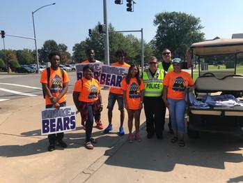 Brake for Bears
