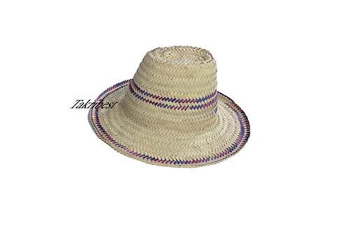 Chapeau Carré Coloré  102