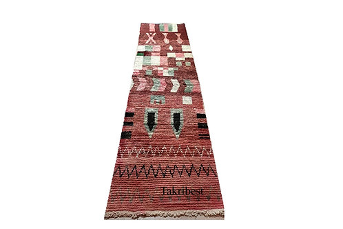 tapis  long traditionnelle