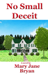 No Small Deceit front cover