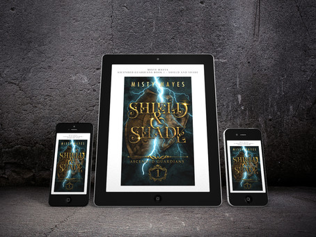 SHIELD & SHADE IS HERE!!