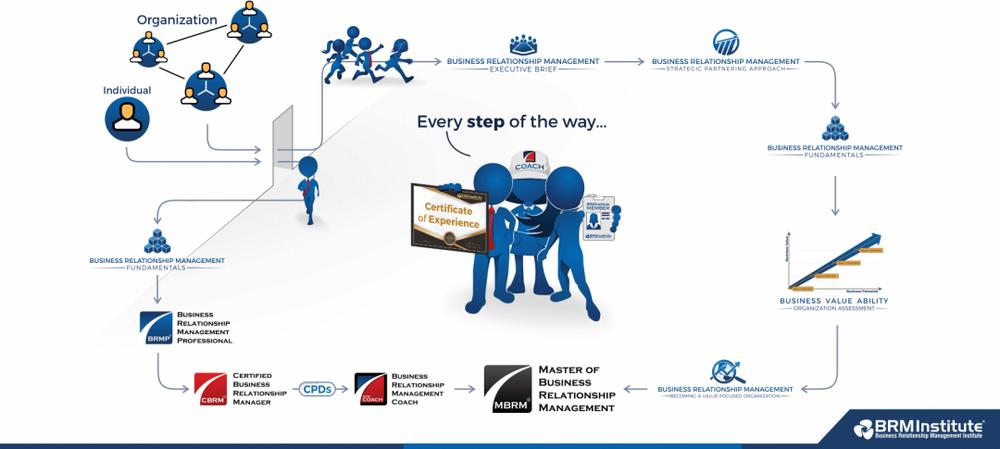 Business Relationship Management, BRM Courses, CBMR, Value Management, Portfolio Management, BRMP,