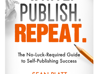 "Review of ""Write. Publish. Repeat."" by Sean Platt and Johnny B. Truant"