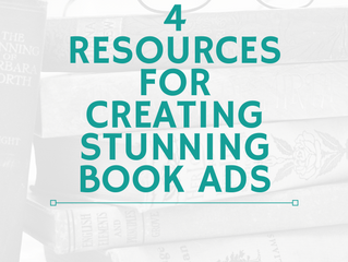 4 Resources for Creating Stunning Book Ads
