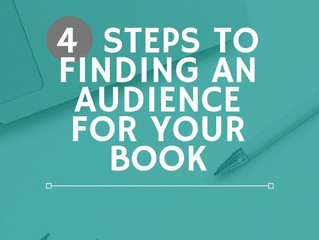 4 Steps to Finding an Audience for Your book