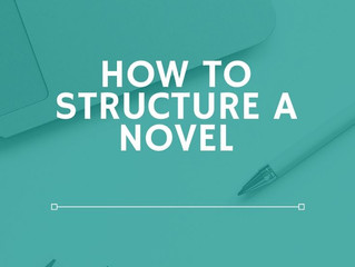 How to Structure a Novel
