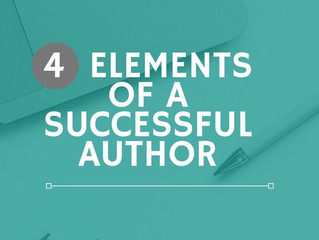 The Four Elements of a Successful Author