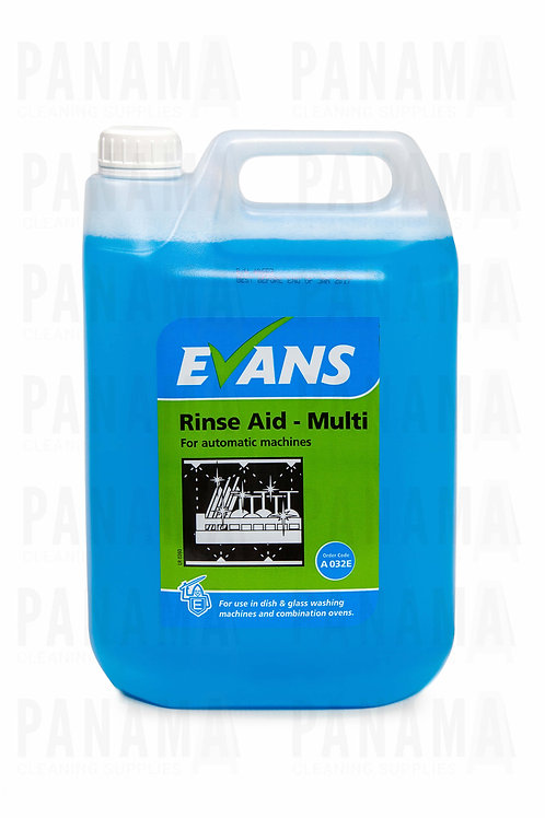 Rinse Aid - Multi® For Automatic Machines 5 Litre