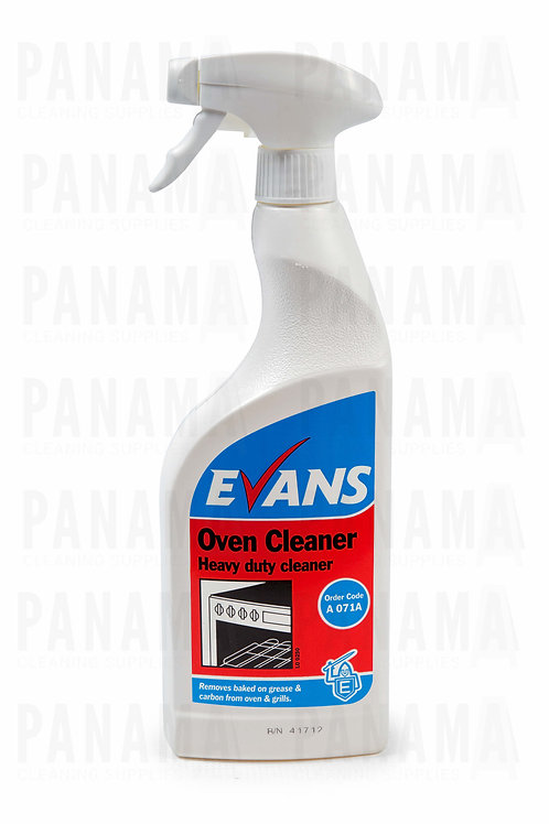 Evans Oven Cleaner® R.T.U Heavy Duty Cleaner 750ml