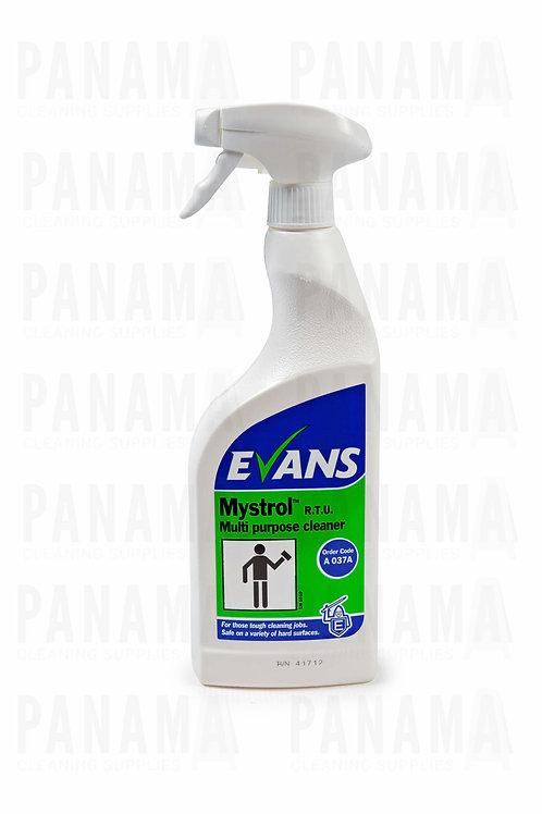 Evans Mystrol® R.T.U Multi Purpose Cleaner 750ml