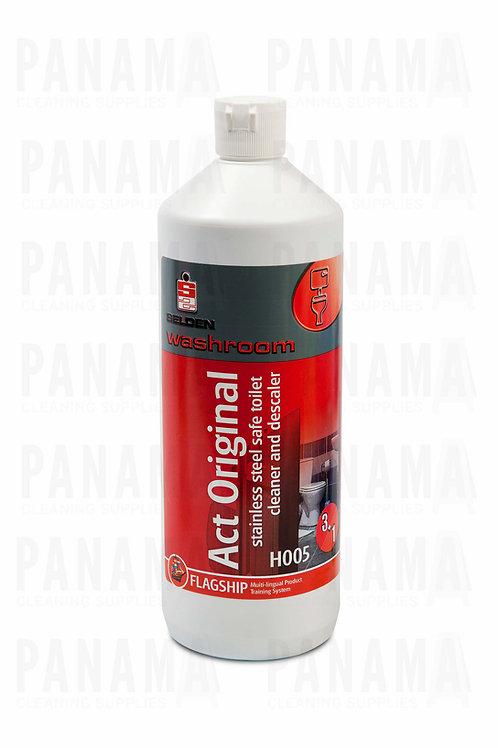 Selden Act Original® Toilet Cleaner and Descaler 1ltr