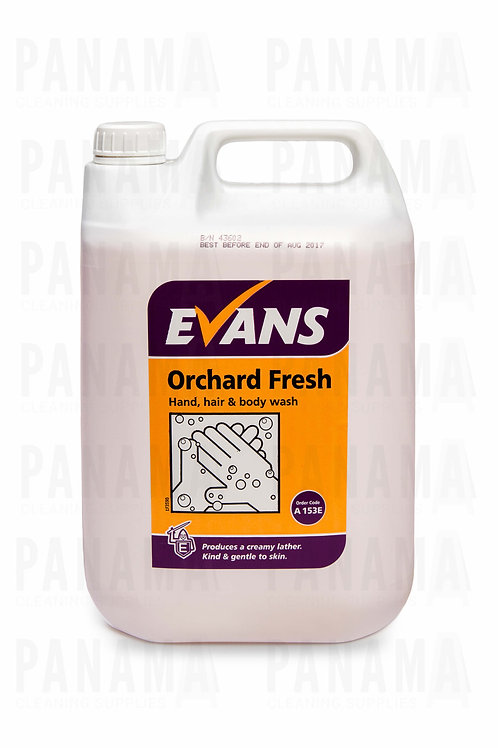 Evans Orchard Fresh® Hand, Hair & Body Wash 5 Litre