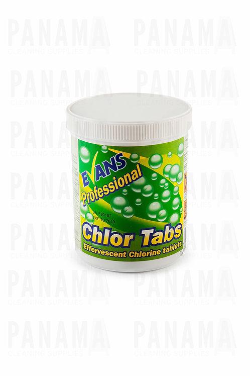 Evans Professional Chlor Tabs® Effervescent Chlorine Tablets