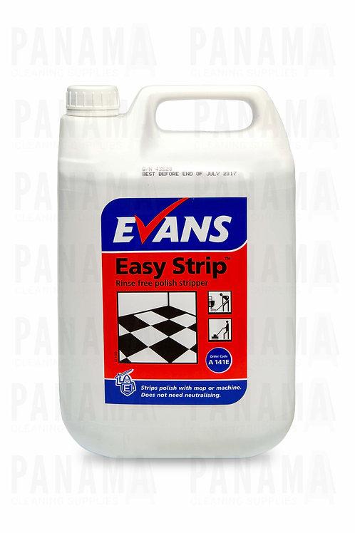 Evans Easy Strip® Rinse Free Polish & Wax Stripper 5 Litre