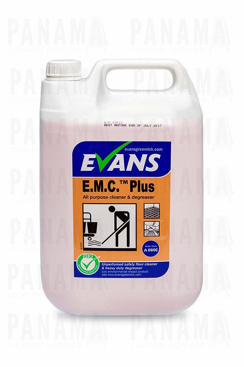 Evans E.M.C® All Purpose Cleaner & Degreaser 5 Litre