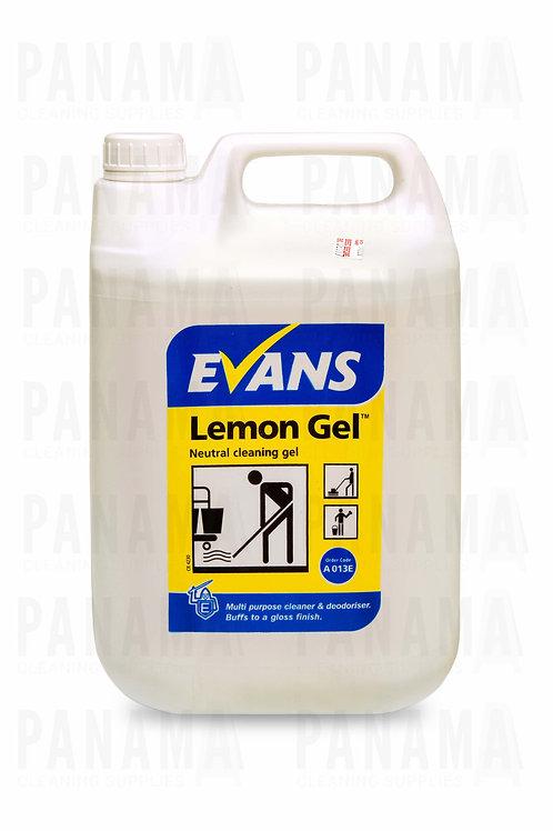 Evans Lemon Gel® Neutral Cleaning Gel