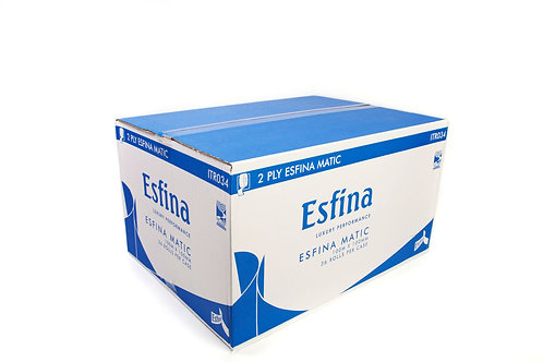 Esfina 2 Ply Esfina Matic Toilet Rolls ITR034