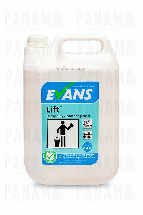 Evans Lift® Heavy Duty Cleaner Degreaser 5 Litre