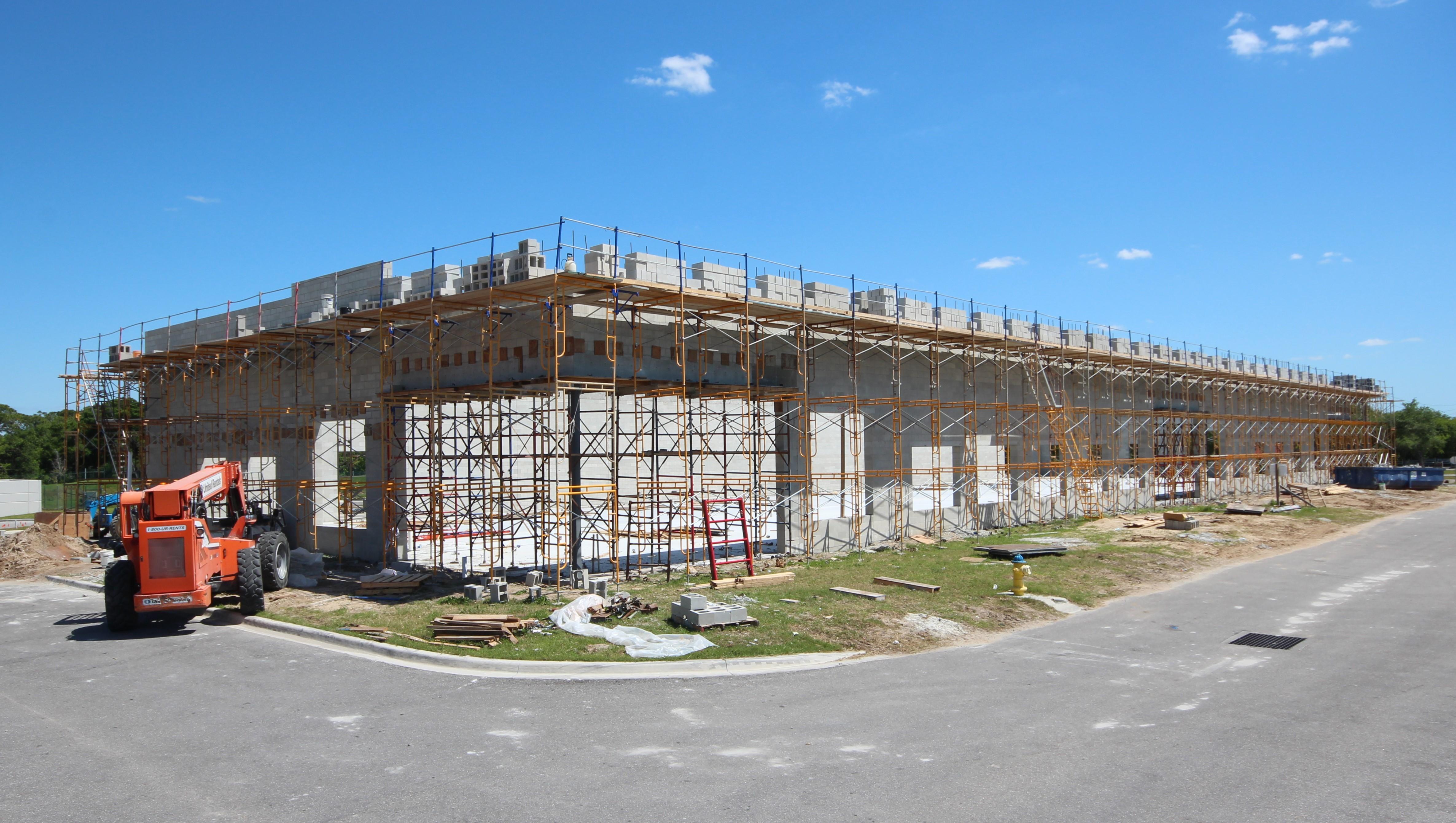 20,000 SQFT BUILDING