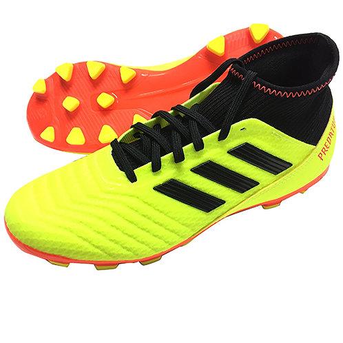 アディダス adidas プレデター 18.3HG/AG サッカーシューズ サッカースパイク サッカー ソーラーイエロー×コアブラック BB6941