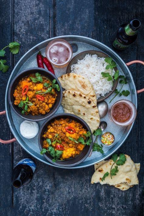 Dahl- Lentil & Rice dinner