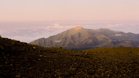 Haleakalā National Park summit sunset