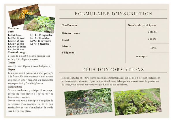 FLYER STAGE INITIATION PERMACULTURE 2019