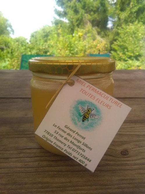 Miel de printemps dominance Acacia 400g