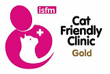 isfm cat friendly gold accreditation