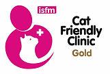 isfm cat friendly gold accreditation