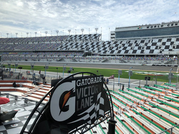 Dealer Tire Takes Top Sellers to The Daytona 500 to be Front and Center for One of The Best Finishes in Years