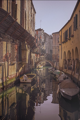 reflections of italy