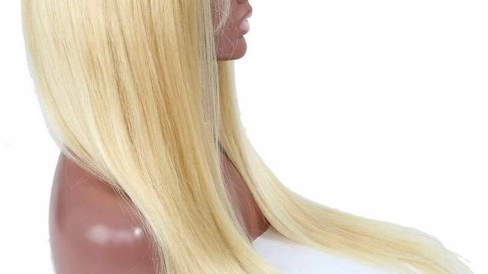 Royally  Blonde Full Lace Wig