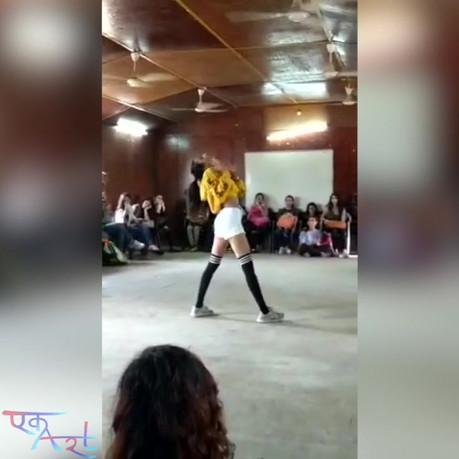 Dance Cover by Vani Thareja