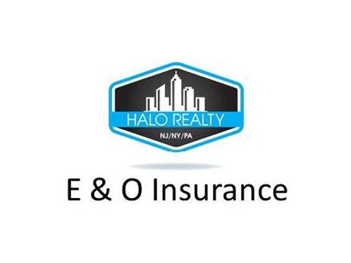 Errors & Ommissions (E & O) Insurance