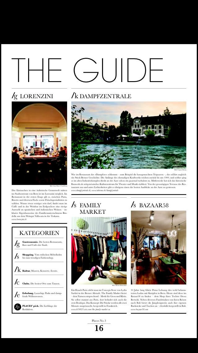 Bern Magazin