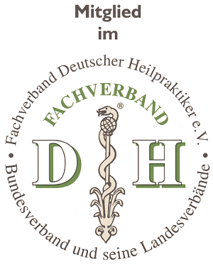 Mitglied im Fachverband Deutscher Heilpraktiker