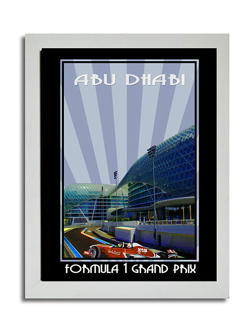 FORMULA 1 GRAND PRIX ABU DHABI