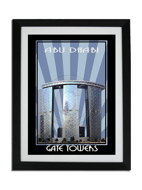 GATE TOWERS ABU DHABI