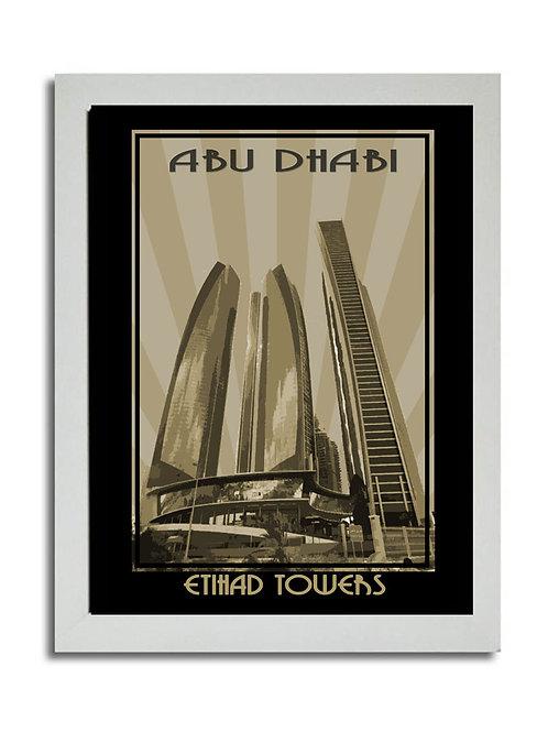 ETHIAD TOWERS ABU DHABI