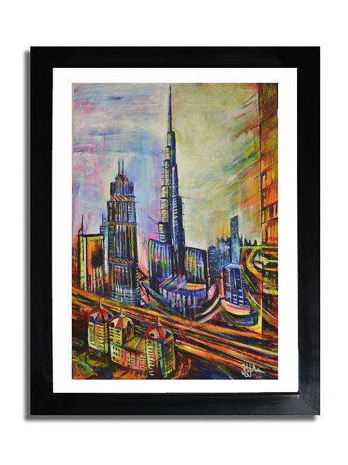 Burj Khalifa Down Town
