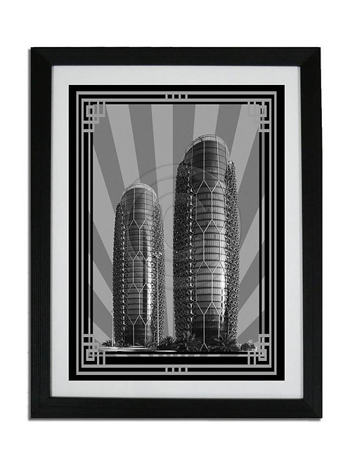 AL BAHR TOWERS ABU DHABI