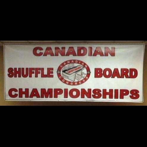 Canadian Shuffleboard Championship 2019
