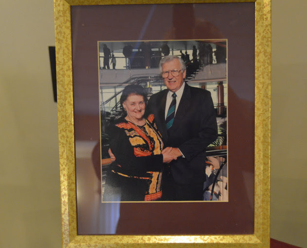 Tribute to Tadesz Pecak - Sept 24, 2013