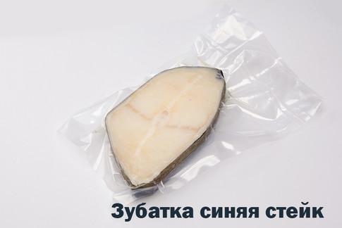 Зубатка синяя стейк