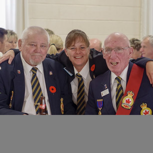 Remembrance Day Banquet - 2015