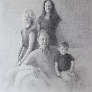 The Jeffery's Family Portrait